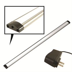"""Touch-Dimmable LED Light Bar - Warm White (3000K) 19.68"""" - Frosted"""