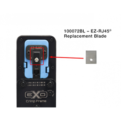 EZ-RJ45® Die Replacement Blade