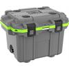 Pelican ProGear Elite Cooler - 30QT - Dark Gray/Green