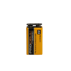 9V - Duracell Procell
