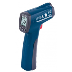 REED R2300 Infrared Thermometer, 12:1, 752°F (400°C)
