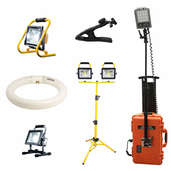 Work Lights & Accessories