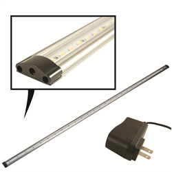 Touch-Dimmable LED Light Bar - White (6000K) 39.37""