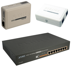 Network Switches & Routers