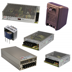 Enclosed Power Supplies & Transformers