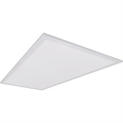 EiKO - LED Slim Panel 2x4 5000lm 100LPW 80CRI 4000K 50W 120-277V 0-10V Dimming