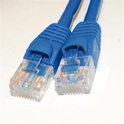 Patch Cable Cat6 RJ45 - 7ft -BLUE