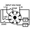 Macromatic - Alternating Relay; Plug-in; (2) 5A Custom DPDT CrossWired; 120 VAC