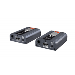 SyncAV - 4K HDMI Extender over CAT6 w/IR - up to 30M