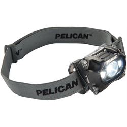Pelican LED Headlamp - BLACK