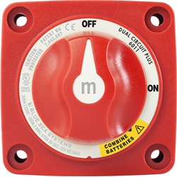 Blue Sea Systems - Battery Switch M Selector