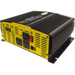 Go Power - Modified Sine Wave Inverter - 1750 Watts - 12V