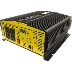 Go Power - Modified Sine Wave Inverter - 3000 Watts - 12V