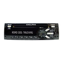 SPECIAL - DELPHI - Heavy-Duty AM/FM/MP3/WMA/WB CD Player with SiriusXM***