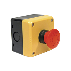 idec - E-Stop Push/Turn Station, 2 N/C Contacts