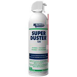 Super Duster 134a - Green Can - BIG Can
