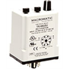 Macromatic - Time Delay Relay; Plug-in; (8) function; 24-240 VAC/12-125VDC; 10A