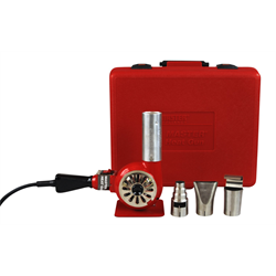 MASTER - Heat Gun, with 3 Attachments & Case