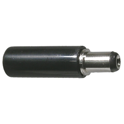 DC POWER PLUG - 1.3mm - PKG/2
