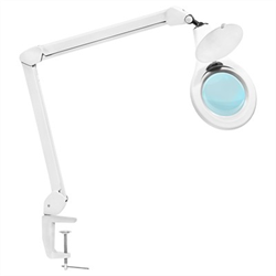 LED Illuminated Magnifier - 5 Diopter (2.25x Magnification)
