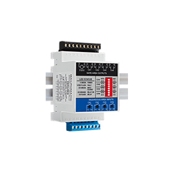 Macromatic - Intrinsically Safe Relay, 8 dip sw, DIN or panel mount, 4 Channel