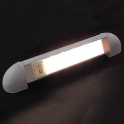 LED Rotating Swivel Lights - 4000K, 2.0 Watt w/switch