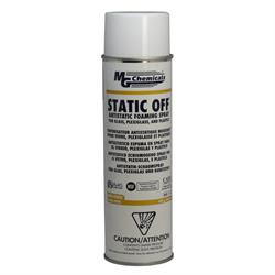 Static Off - Antistatic Foaming Spray