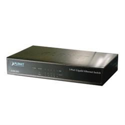 Switch - Gigabit - 10/100/1000Mbps - 5 PORT