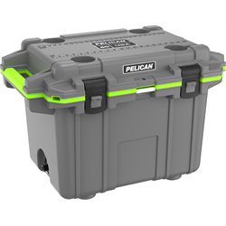 Pelican ProGear Elite Cooler - 50QT - Dark Gray/Green