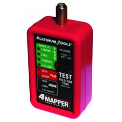 4 MAPPER Coax Tester