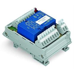 WAGO - Safety Relay Module 12VDC 4N/O, 4N/C 6A