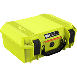 Pelican Vault Case ( Bright Green ) w/Foam