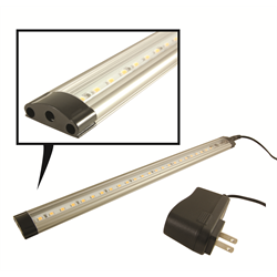 Touch-Dimmable LED Light Bar - White (6000K) 11.81""