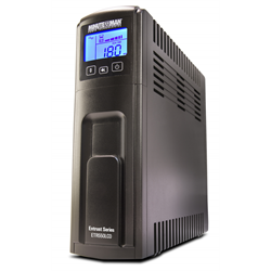 Entrust - UPS - 550 VA / 330 Watts, LCD