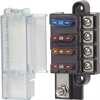 Blue Sea Systems - ATO/ATC Fuse Block, 4 Common Circuits