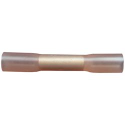 Butt Connector, Heat Shrink Insulated, 22-18 (25pc/pkg)