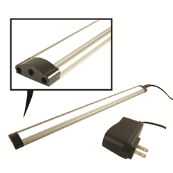 """Touch-Dimmable LED Light Bar - Warm White (3000K) 11.81"""" - Frosted"""