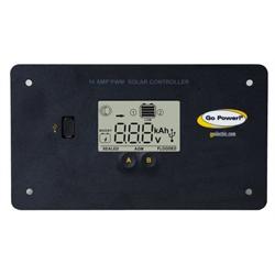 Go Power - 20-watt Eco Solar Kit