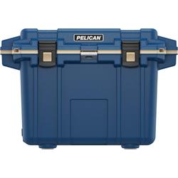 Pelican ProGear Elite Cooler - 50QT - Pacific Blue/Coyote