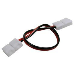 "8MM Snap-On LED STRIP Joiner 6"" Long"