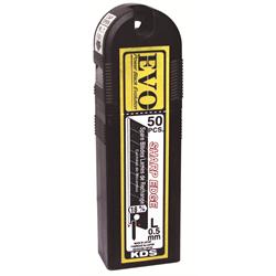 KDS - EVO Blade 'L' Blades, 50 Pack