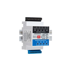Macromatic - Intrinsically Safe Relay; DIN Mount; Four Channel; 5A NO