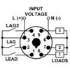 Macromatic - Alternating Relay; Triplexor / Duplexor; (3) 3A SPNO; 120 VAC