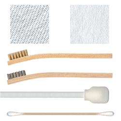 Swabs, Wipes & Brushes