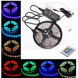 RGB Weather Proof / Remote, Recever, & Power Supply