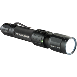 Pelican LED Flashlight w/Battery and USB Charger