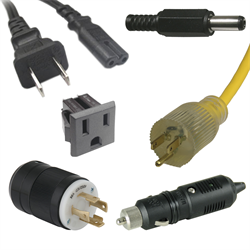 Power Plugs & Cables