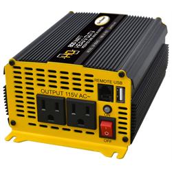 Go Power - Modified Sine Wave Inverter - 800 Watts - 12V