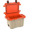 Pelican ProGear Elite Cooler - 50QT - Tan/Orange