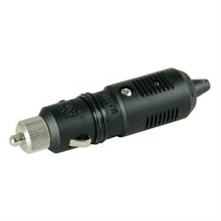 Marinco - 12V Plug w/ Moisture-Proof Sealing Ring